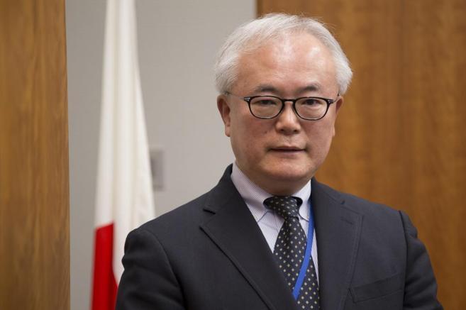 Tomohiko Taniguchi.