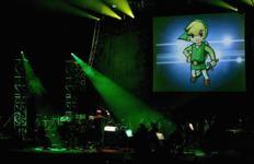 Ensayos de Video Game Live.