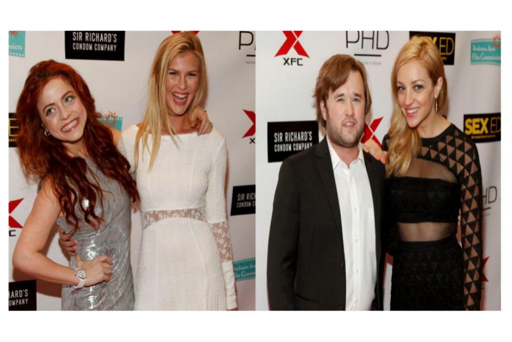 Castille Landon, Kelly Gray, Haley Joel Osment y Abby Elliott,...