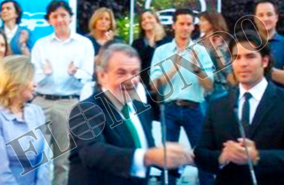APLAUDIENDO a Jaime Mayor Oreja y al actor mexicano, ultracatólico y...