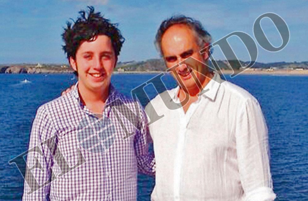 'DELATOR'. Es el millonario Jorge Cosmen, dueño de Alsa, quien llama...