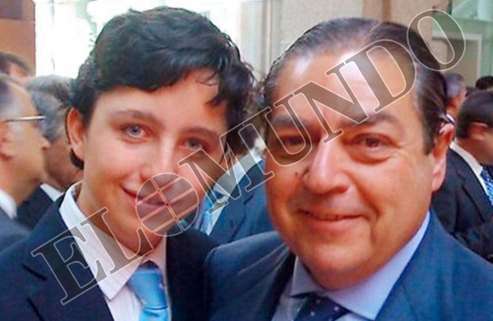 Más FÚTBOL. Vicente Boluda, otrora presidente del Real Madrid. Este...