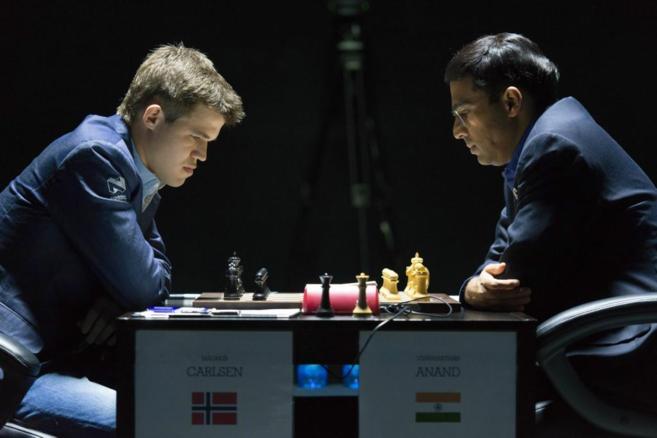Carlsen y Viswanathan quedaron en tablas en su primer duelo desde hace...