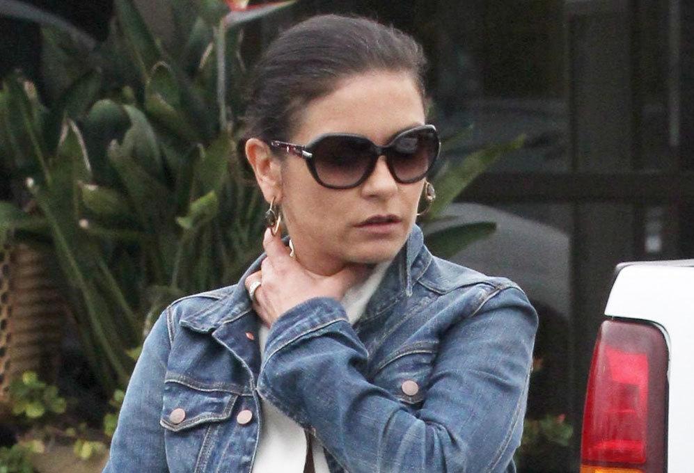Catherine Zeta Jones. El trastorno bipolar que sufre la actriz...