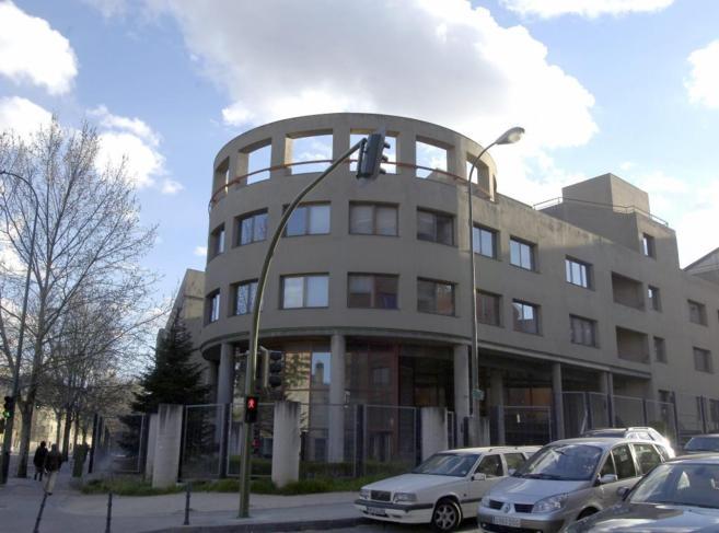 Imagen de archivo del edificio de los Estudios Buñuel en la Avenida...