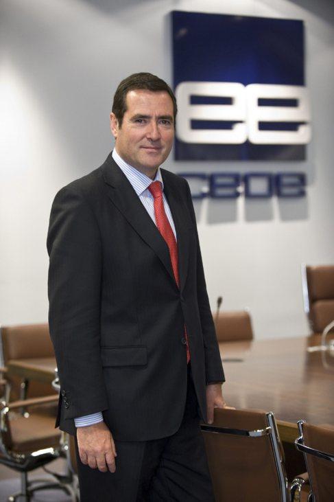 Antonio Garamendi, nuevo presidente de Cepyme.