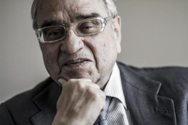 Rodolfo Martín Villa, en una entrevista con EL MUNDO en junio de...