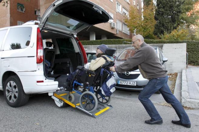 Los ejercicios estarán adaptados a la discapacidad de cada uno.