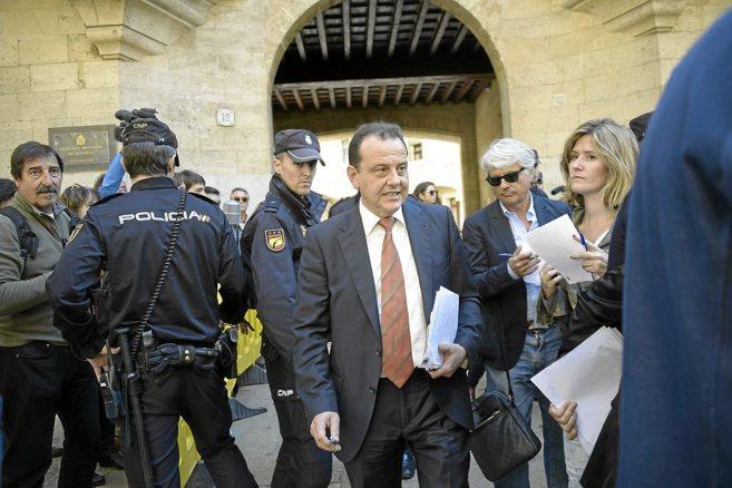 El fiscal Anticorrupción del 'caso Nóos', Pedro Horrach.
