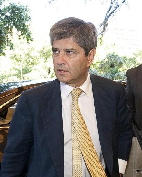 El presidente de Martinsa, Fernando Martín Álvarez