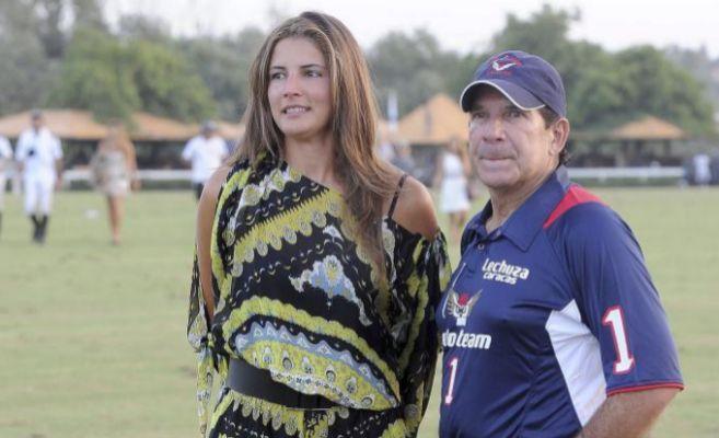María Beatriz Hernández y Víctor Vargas, en una imagen reciente.
