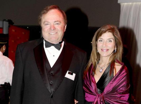 Harold Hamm y su exmujer, Sue Ann.
