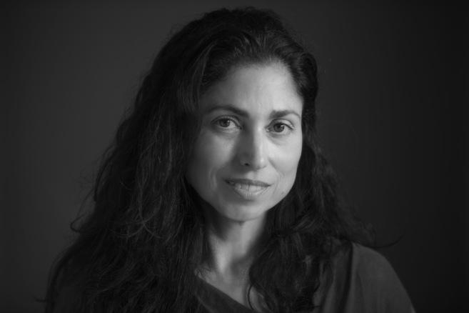 La bloguera, periodista y escritora Fani Grande.