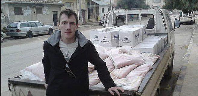 eter Kassig, el cooperante estadounidense asesinado por el IS