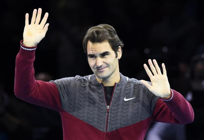 Roger Federer, tras anunciar que no disputaría la final de la Copa...