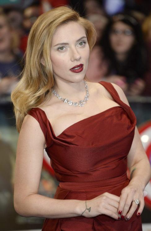 La actriz, en una imagen de archivo.