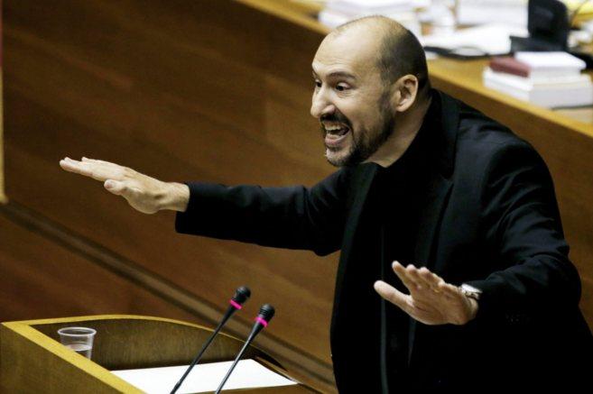 El diputado socialista Josep Moreno, en una imagen de archivo.