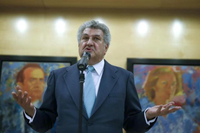 El presidente del Congreso, Jesús Posada.