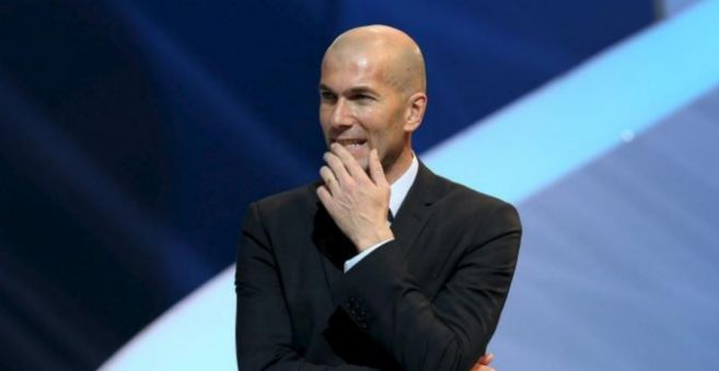 Zidane, en una imagen reciente.
