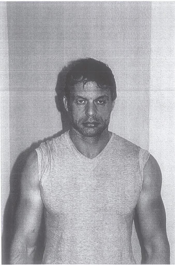 El presunto pederasta, Antonio Ortiz, en una de las imágenes del...