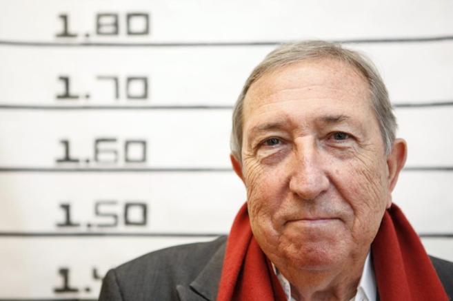 El arquitecto y artista plástico Juan Navarro Baldeweg.