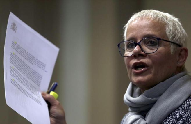 La Fiscal Jefe de Barcelona, Ana Magaldi