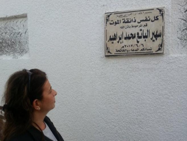 La tumba de la adolescente egipcia Soheri.