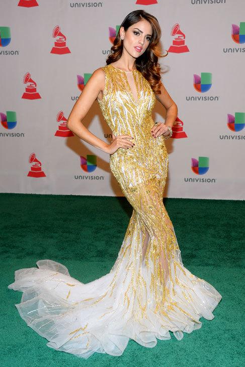 Error El Vestido Sirena De Eiza Gonzalez Otro De