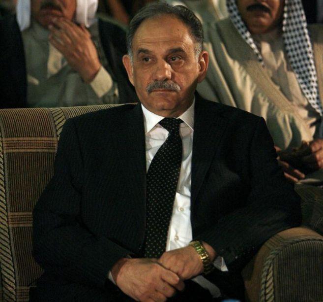 El viceprimer ministro iraquí, Saleh al Mutlaq.