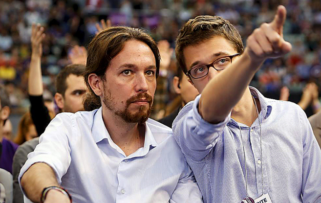 Errejón dirigió la exitosa campaña electoral de Iglesias. El fin de...