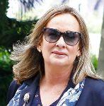La ex directora general de Feria Valencia y hoy diputada del PP en el...