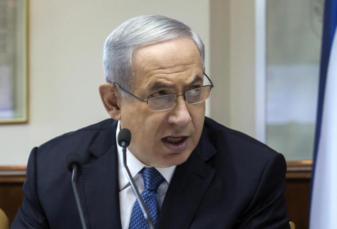 El primer ministro israelí, Benjamin Netanyahu, en Jerusalén.