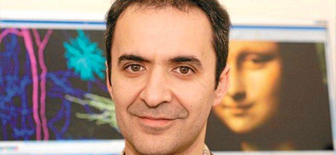 Luis Martínez Otero dirige el laboratorio de Neurociencias Visuales...