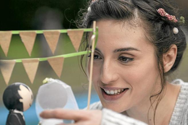 María Valverde, protagonista de 'Ahora o nunca'.