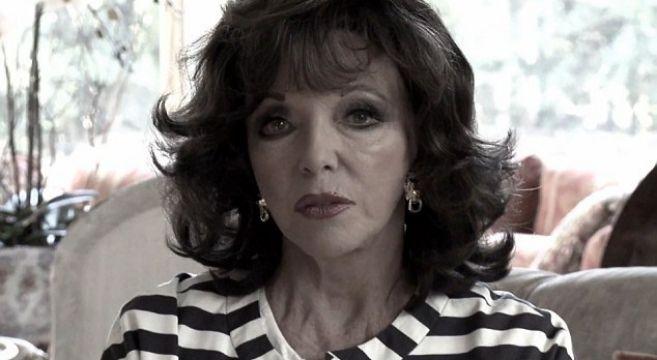 La actriz, en una imagen del documental.