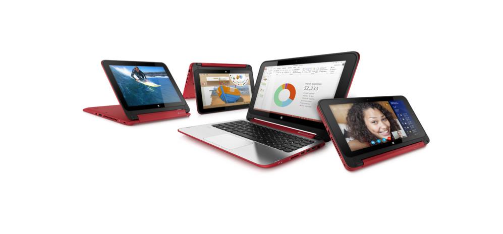 <STRONG>MEJOR HÍBRIDO / TRES EN UNO.  </STRONG> La bisagra de la pantalla de este HP Pavilion x360 hace posible la utilización del PC en modo tradicional, tableta o «tienda de campaña», un formato cómodo para ver una película en un avión, por ejemplo, o mostrar una presentación en el trabajo. Con una pantalla táctil de 13,3 pulgadas y los últimos procesadores Intel o AMD, es también una buena opción para trabajar en casa y cuenta con tecnología Beats Audio en sus altavoces. Todo, además, a un precio muy asequible. El modelo básico cuesta 399 euros, menos que un iPad de última generación. www.hp.es