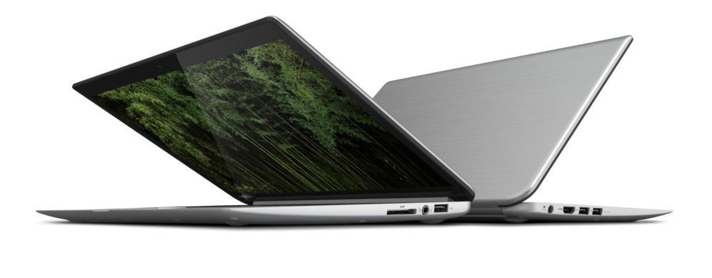 <STRONG>MEJOR ORDENADOR / ULTRALIGERO DE LUJO.  </STRONG> El Kirabook de Toshiba es uno de los pocos ordenadores equipados con Windows que apuesta por una alta densidad de píxeles en pantalla. Muestra en sus 13 pulgadas nada menos que 2.560 x 1.440 píxeles, una resolución que en muchos otros fabricantes está limitada a pantallas de más de 20 pulgadas. Fabricado en aluminio, es una máquina ligera y muy resistente, de sólo 1,3 kilos de peso. No renuncia a una sola prestación técnica. Este equipo de lujo viene incluso equipado con pantalla táctil, teclado retroiluminado y soporte para conexiones USB 3.0.  www.toshiba.es