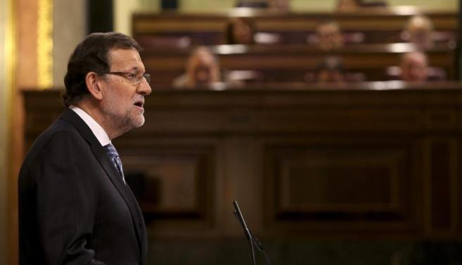 Mariano Rajoy presenta en el Congreso sus medidas contra la...