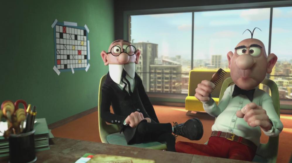 Imagen de  'Mortadelo y Filemón contra Jimmy el cachondo'