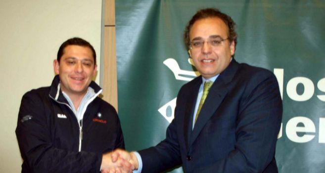 El director-gerente del Hospital General de Valencia, Sergio Blasco...