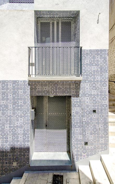 Casa El Enroque, de ÁNgel Luis Rocamora.