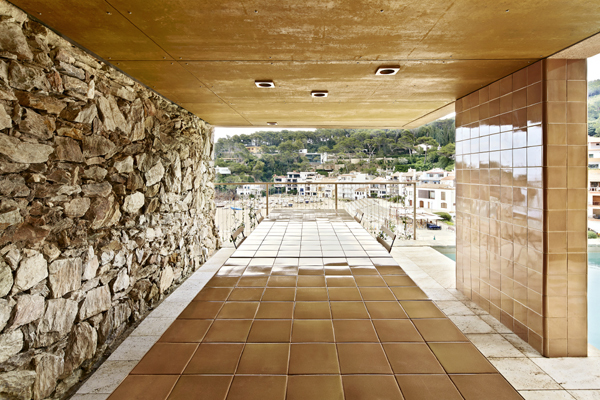 Casa Andamio de bosch.capdeferro arquitectures.