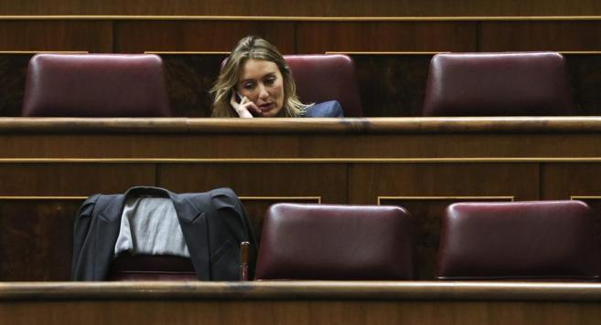 La diputada del PP en el Congreso por Castellón e hija de Carlos...