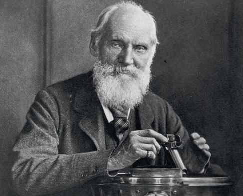 Lord Kelvin.