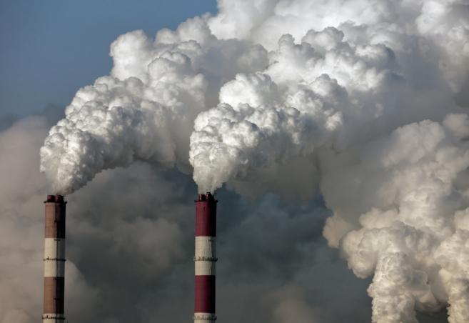 Las emisiones de los países industrializados, causa del cambio...