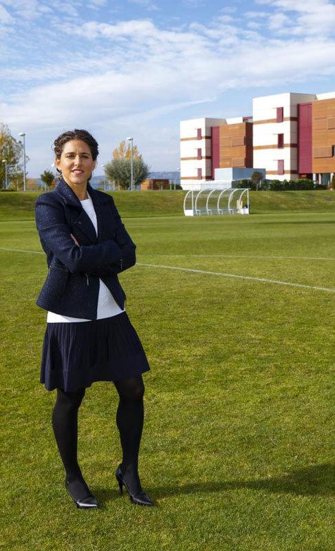 """Verónica Boquete (27): """"En España manda la mentalidad machista"""".  La..."""