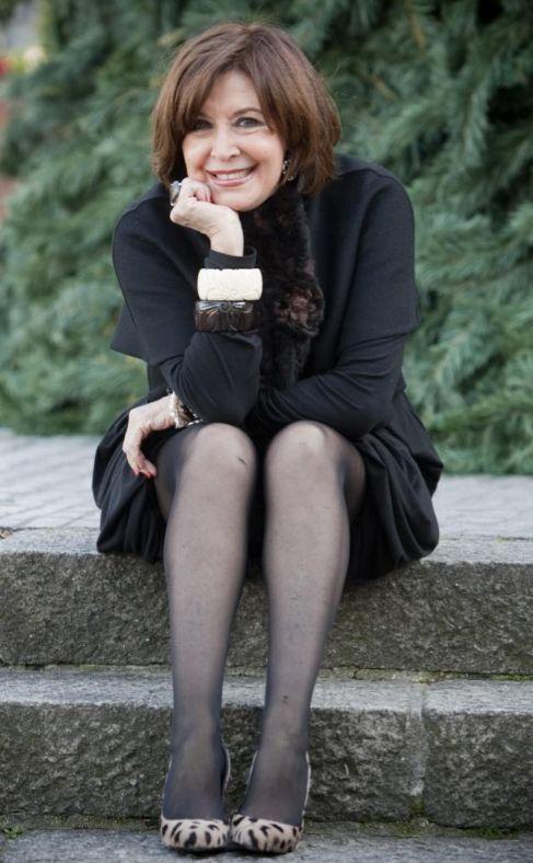 La actriz Concha Velasco.