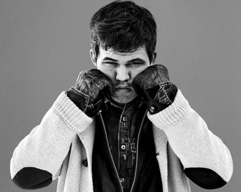 Sólo en publicidad, Magnus Carlsen, ingresa unos dos millones de...