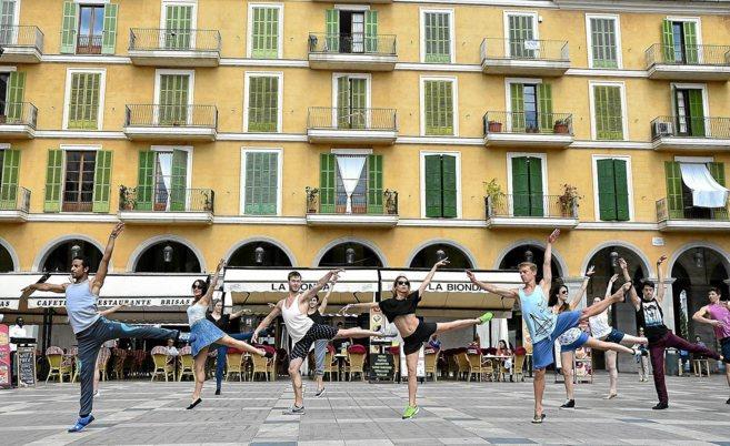Presentación de la danza 'Romeo y Julieta', este año en la...