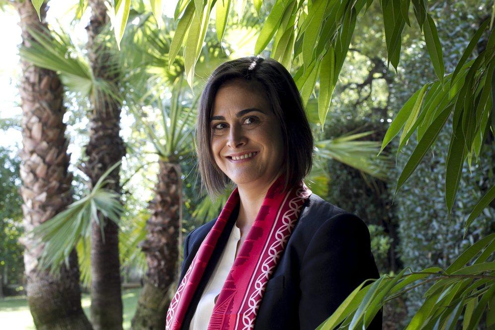 Elena Bou es directora de innovación de KIC InnoEnergy. / JORDI...